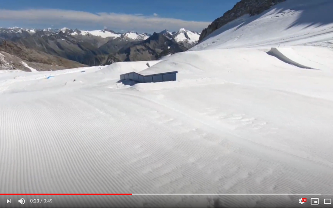 Park Report # 1 – Betterpark Hintertux